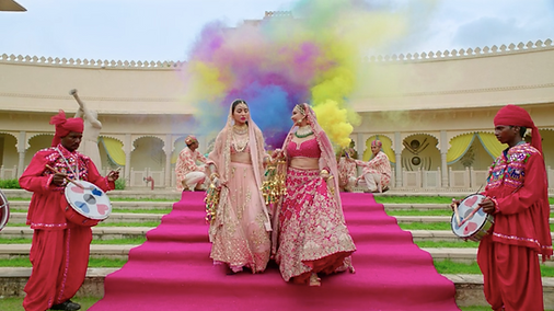 Oberoi Udaivilas Wedding