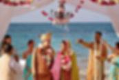 Destinaion wedding in Goa