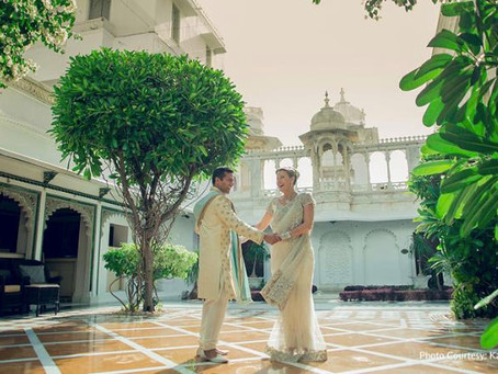 Getting married in Udaipur? Get Assured Taj Gift Card of Rs 50,000