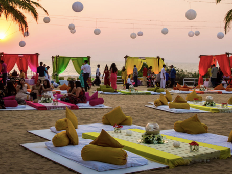 Top wedding destinations in India