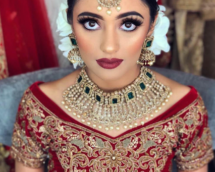 Bridal Makeup for Indian Brides