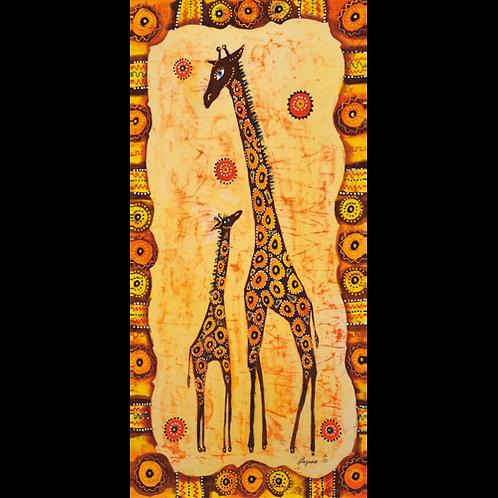 Die Giraffen