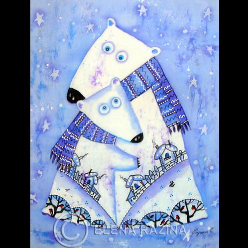 Polarbären