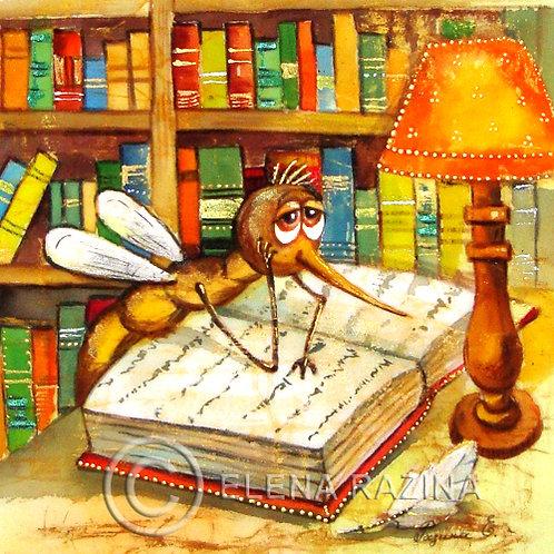 Eine humane Mücke