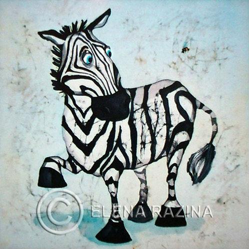 Zebras Gedanken
