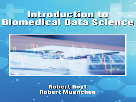 What is unique about Introduction to Biomedical Data Science?