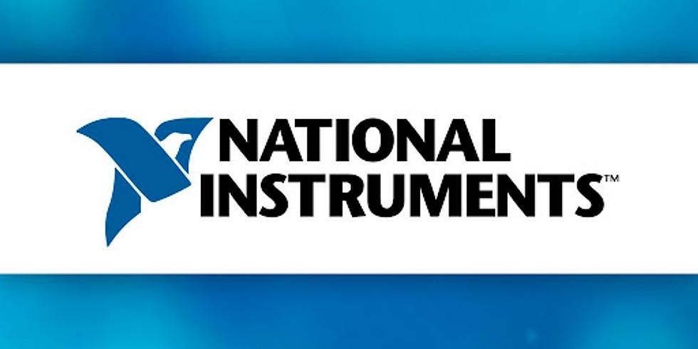 Трансляция Вебинара National Instruments о новых приборах