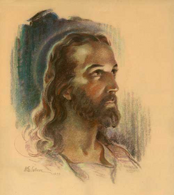 Sallman Christhead