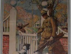 Restored Calendar from 1943