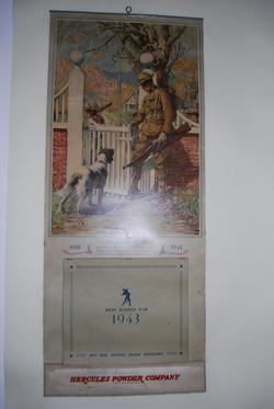 Restored Calendar