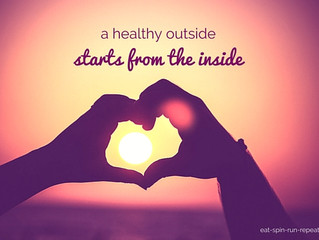 A healthy lifestyle starts with a healthy mindset...