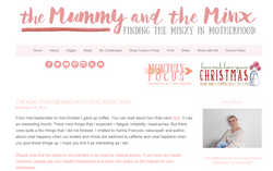 The Mummy and the Minx Blog