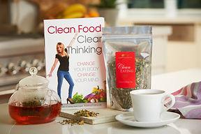 Infinite Health Practice | Karina Francois clean eating tea