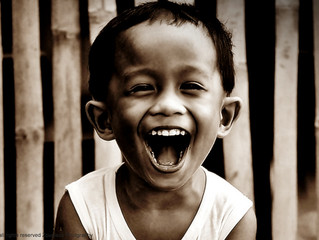 Research reveals the affects of laughter on human physiology...