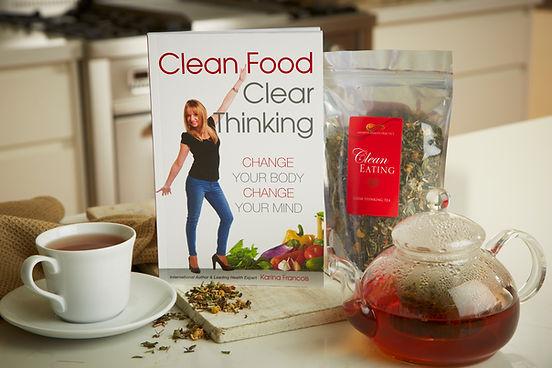 Infinite Health Practice | Karina Francois | Clean eating tea