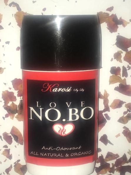 LOVE NO.BO ANTI ODOURANT 70g twist stick (no fingers)