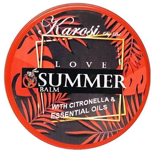 Love SUMMER Balm - with Citronella & Essential oils