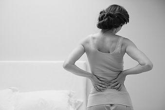 Infinite Health Practice | Karina Francois | back pain