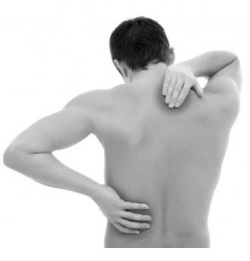 Infinite Health Practice | Karina Francois | back ache