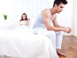 Trouble in the bedroom?  Natural solutions for you to try...   READ MORE