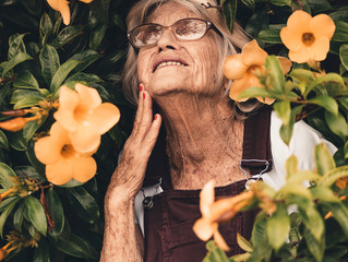Tips on ageing gracefully!