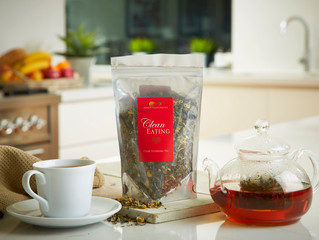 Three very good reasons why Organic herbal tea is a must!