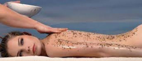 Infinite Health Practice | Karina Francois | Organic body scrub