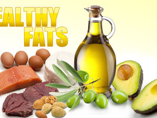 Why we need fats that heal.