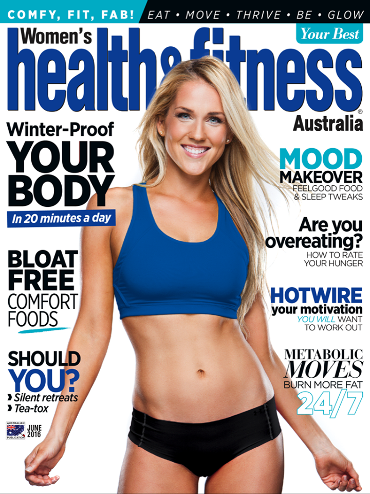 Health And Fitness June 2016