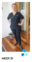 Infinite Health Practice | Karina Francois | ultra lite week 3