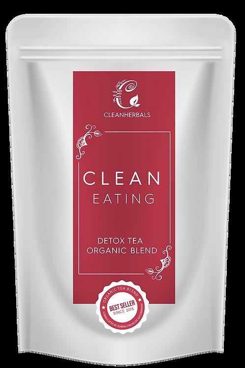 Clean Eating Detox tea Organic Blend