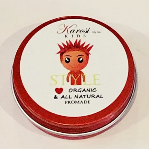 Kids style promade- all natural & organic