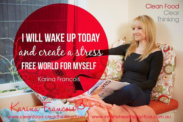 Infinite Health Practice | Karina Francois | celebrate you