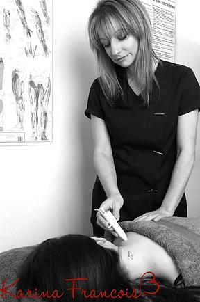 Infinite Health Practice | Karina Francois | biomesotherapy