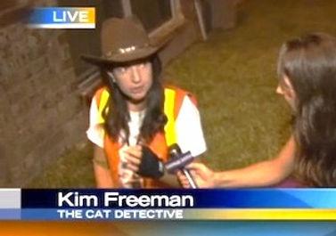 Lost Cat Finder Austin Interview
