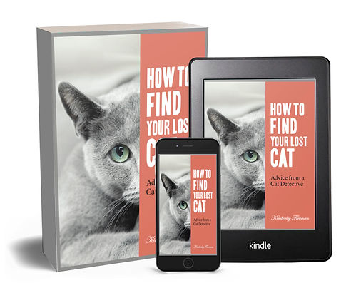 Low cat tips form a pet detecive ebook a