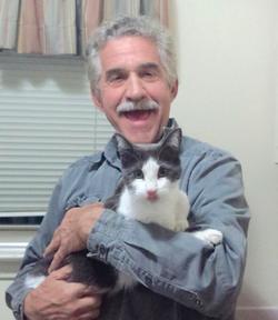 Cat lost 18 days found in Dallas