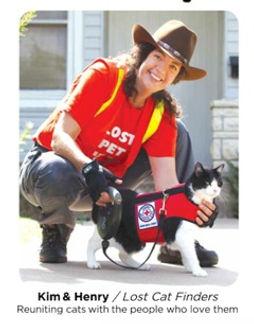 Pet Detective Lost Cat Finder