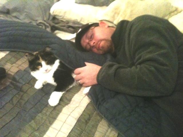 Steve with PITA