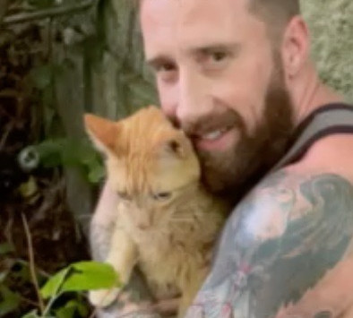Atlanta Lost Cat Finder helps couple recover their escaped indoor cat.