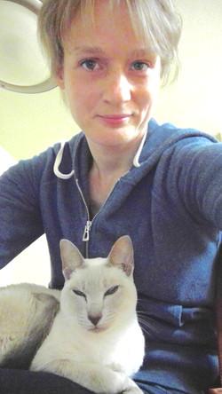 Chapel Hill lost cat found