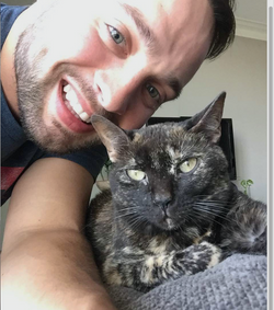 FOUND Bryan and girl cat