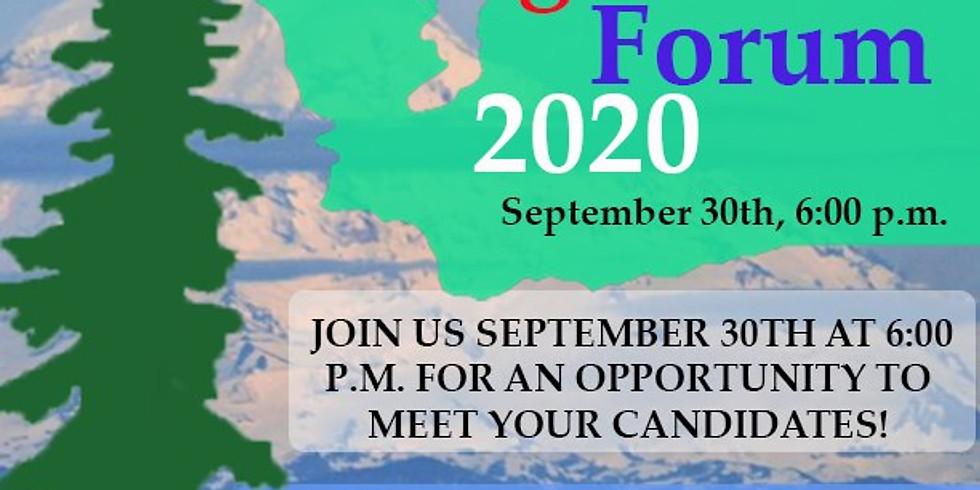 NAMI Pierce County Legislative Forum 2020