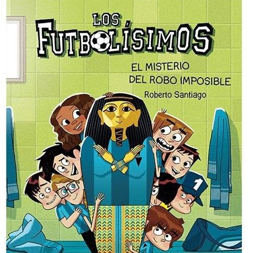 Los futbolísimos 5 - El misterio del robo imposible