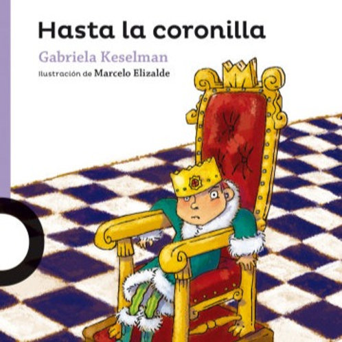 Hasta la coronilla