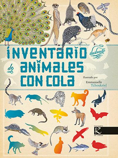 Inventario de animales con cola