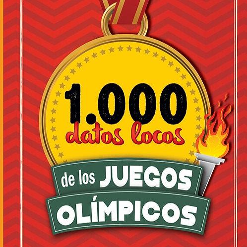 1000 datos de los juegos olímpicos