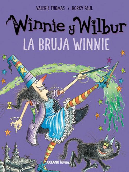 Winnie y Wilbur, la bruja winnie