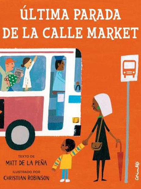 Última parada de la calle Market