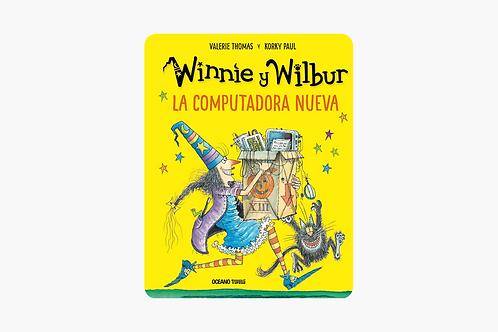 Winnie y Wilbur, la computadora nueva